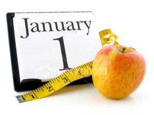 new-year-resolutions weight loss