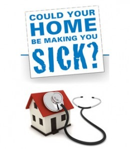 Is Your House Sick? – Our 3 part series by Alexi Bracey, our Healthy Home Consultant