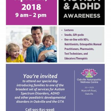 Autism Awareness Events